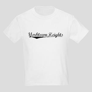 Yorktown Heights, Vintage Kids Light T-Shirt