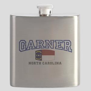 Garner, North Carolina, NC, USA Flask