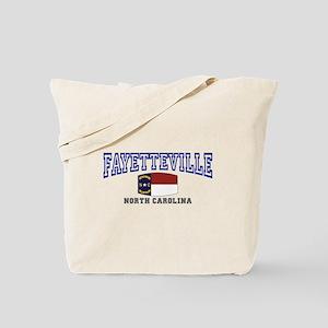 Fayetteville, North Carolina, NC, USA Tote Bag