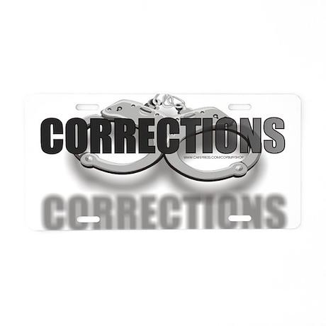 CUFFSCORRECTIONS.jpg Aluminum License Plate