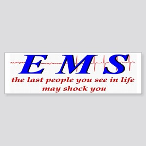 EMS Bumper Sticker