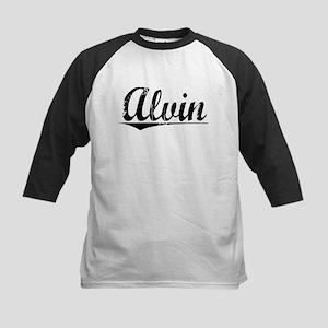 Alvin, Vintage Kids Baseball Jersey