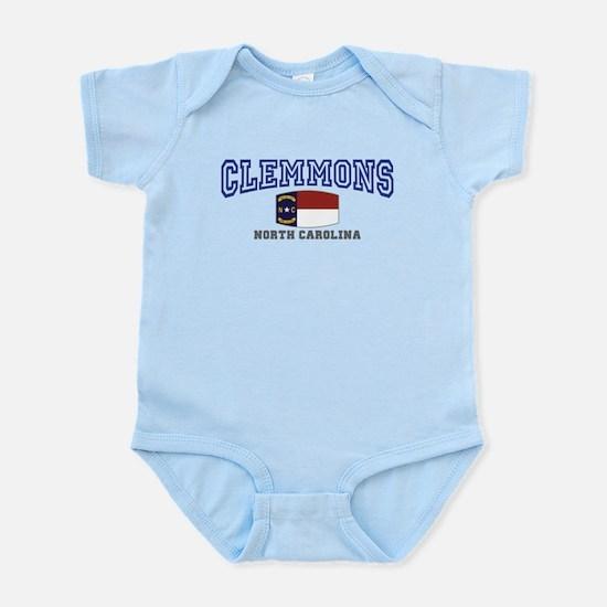 Clemmons, North Carolina, NC, USA Infant Bodysuit