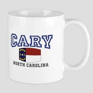 Cary, North Carolina, NC, USA Mug