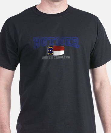 Butner, North Carolina, NC, USA T-Shirt