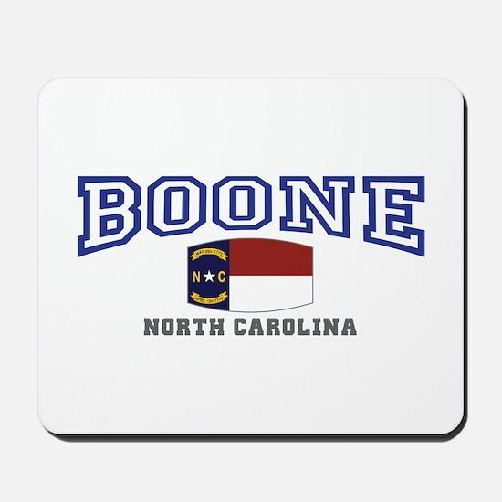Boone, North Carolina, NC, USA Mousepad