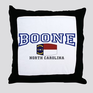 Boone, North Carolina, NC, USA Throw Pillow