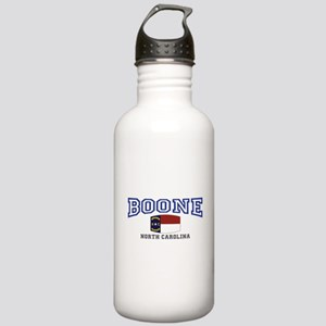 Boone, North Carolina, NC, USA Stainless Water Bot