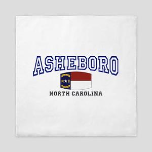 Asheboro, North Carolina, NC, USA Queen Duvet