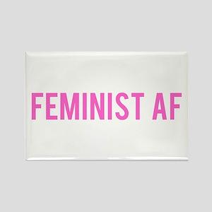 Feminist AF Bumper Sticker Magnets