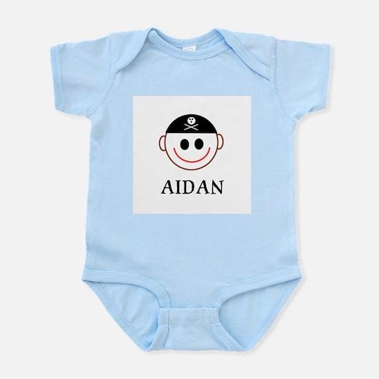 Aidan - Pirates Infant Creeper