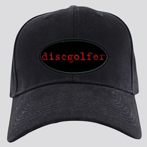 Disc Golf Propoganda Black Cap