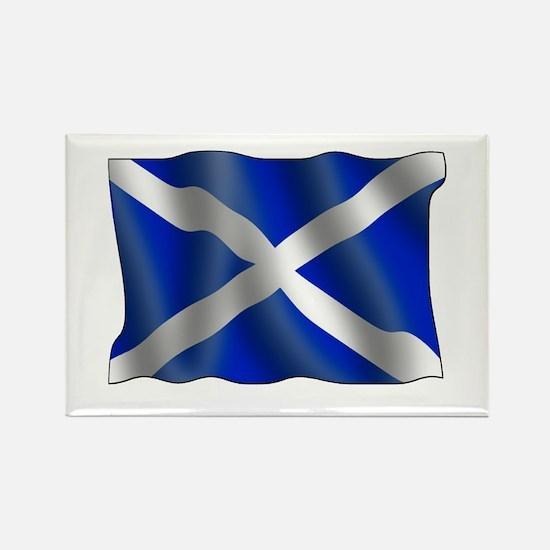 Glasgow united kingdom Rectangle Magnet