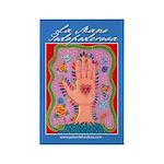 La mano todopoderosa Magnet (10 pack)