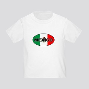 Mexico Toddler T-Shirt
