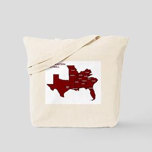 Southeastern Football Tote Bag