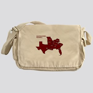 Southeastern Football Messenger Bag