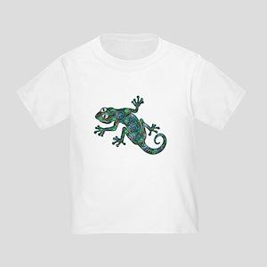 Decorative Chameleon Toddler T-Shirt