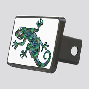 Decorative Chameleon Rectangular Hitch Cover