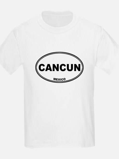 Cancun Kids T-Shirt