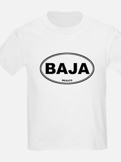 BAJA (Mexico) Kids T-Shirt