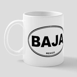 BAJA (Mexico) Mug