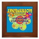 Inclusion Power Framed Tile