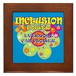Inclusion Power Framed Tile