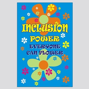 Inclusion Power Large Poster