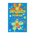 Inclusion Power Mini Poster Print
