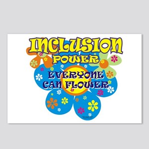 Inclusion Power Postcards (Package of 8)