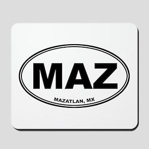 Mazatlan Mousepad