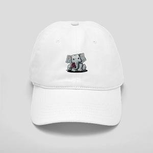 KiniArt Elephant Cap