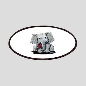 KiniArt Elephant Patches