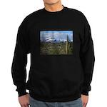 Snow in the Superstition Wilderness Sweatshirt (da