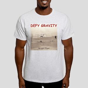 Wright Flyer Ash Grey T-Shirt