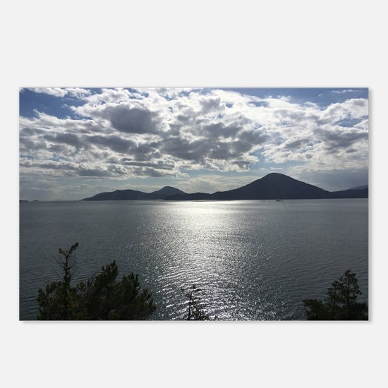 howe sound Postcards (Package of 8)