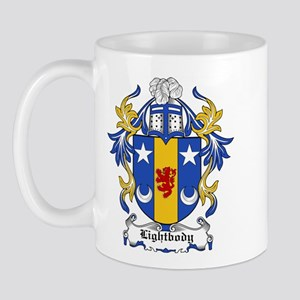 Lightbody Coat of Arms Mug