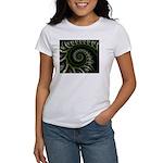 Confetti Spiral Women's T-Shirt