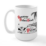 Polana Beach Large Mug