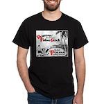 Polana Beach Black T-Shirt