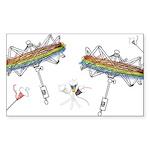 swiftly too Sticker (Rectangle 50 pk)