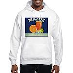 Mazoe colour Hooded Sweatshirt