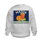 Mazoe colour Kids Sweatshirt