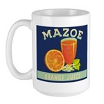 Mazoe colour Large Mug