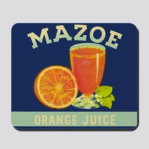 Mazoe colour Mousepad