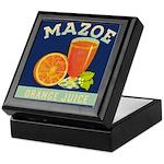 Mazoe colour Keepsake Box