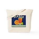 Mazoe colour Tote Bag
