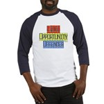 Equal Opportunity Baseball Jersey