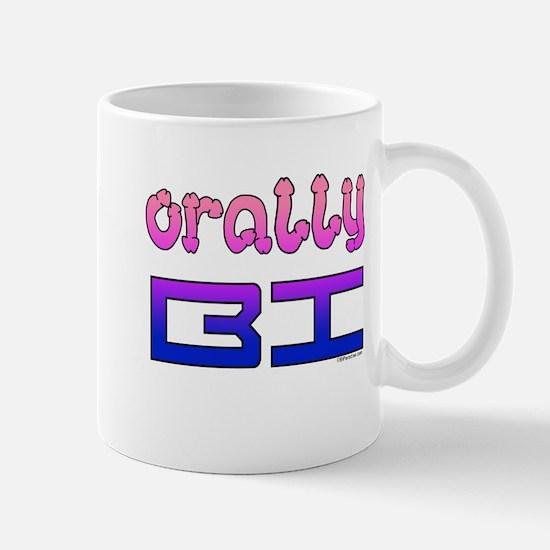 orally BI bi colors Mug